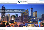 Padgett Group Website Screenshot