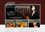 Pensacola Symphony Orchestra Website Screenshot
