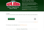 Papa John's,  Northwest Florida